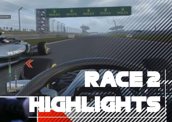 Race Two Highlights