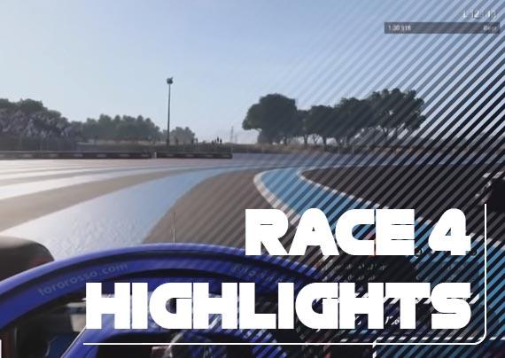 Race Four Highlights