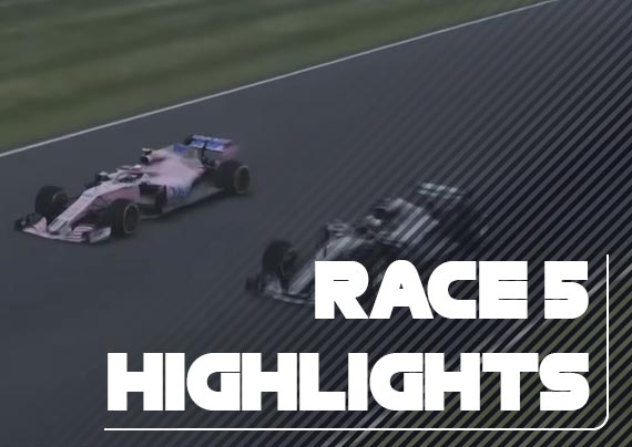 Race Five Highlights
