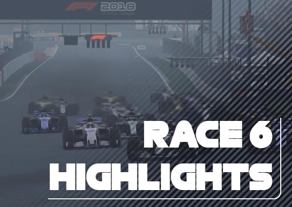 Race Six Highlights